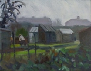 Allotments, Bowdon Vale
