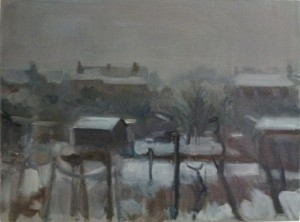 Allotments, Snow
