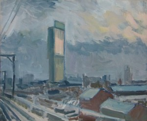 Beetham Tower, Cloudy II