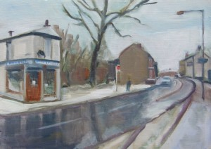 Bus Stop, Radcliffe II