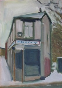 Chip Shop, Radcliffe 2