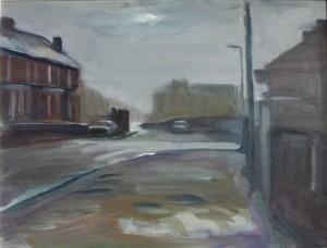 Street in Openshaw