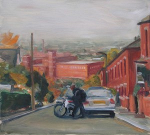 Street in Oldham, I