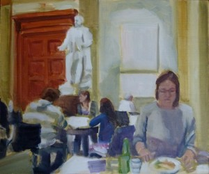 Cafeteria, The Walker Art Gallery