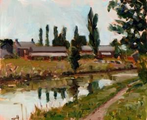 Canal, Dunham Massey