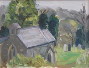 Chapel, Pont-Faen