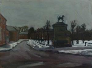 Dunham Massey Hall, Winter II
