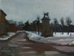 Dunham Massey Hall, Winter I