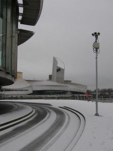Snow - War Museum II