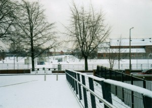 Winter, Hulme