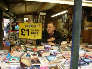 Bookstall, Church Street, Manchester