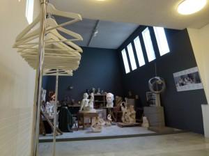 Coathangers, Asmundur Sveinsson Art Museum, Reykjavik