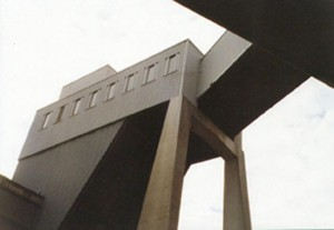 Overhead Structure, Fairfield Street, Manchester