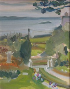 Garden View, Lleyn Peninsula
