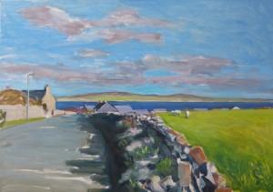 Road on Orkney I