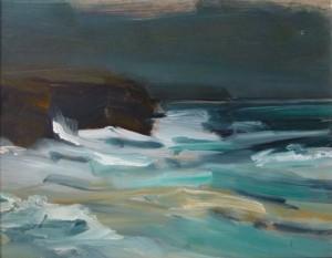 Winter Seas, Orkney